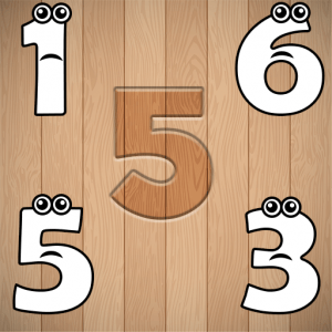 Wrong Wooden Slots with Crying Numbers